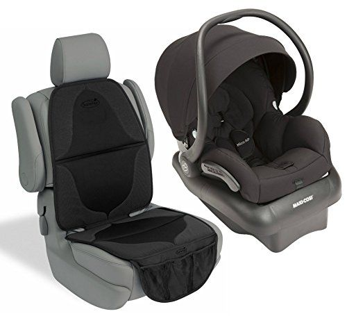 Special Offers - Maxi-Cosi Mico AP Infant Car Seat with Elite Car Seat Protector Black - In stock & Free Shipping. You can save more money! Check It (September 24 2016 at 09:17AM) >> http://babycarseatusa.net/maxi-cosi-mico-ap-infant-car-seat-with-elite-car-seat-protector-black/