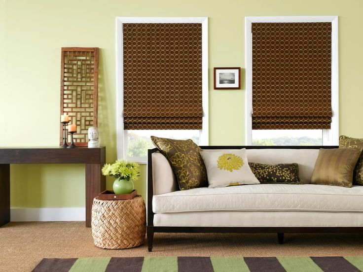 Living Room Window Treatments | Living Room and Dining Room Decorating Ideas and Design | HGTV