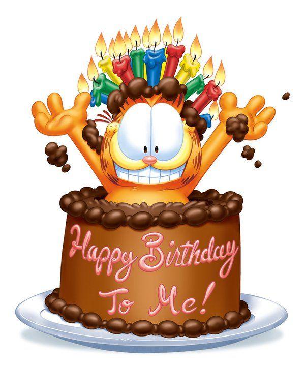 Happy Birthday Garfield !