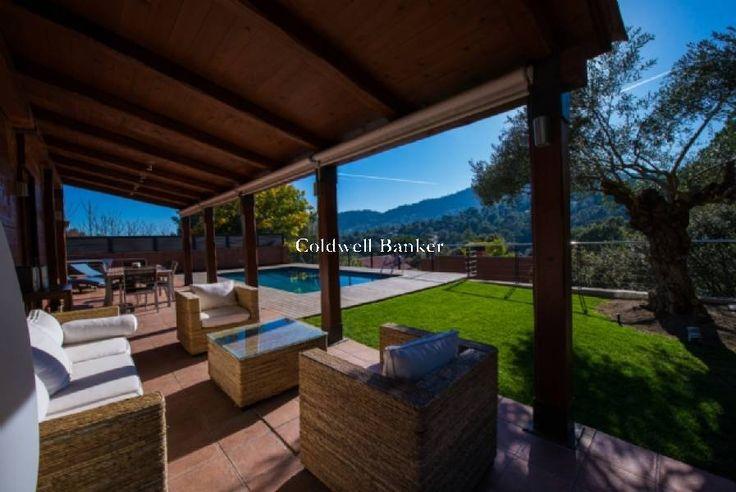 Preciosa casa 230 m2 excelentes vistas. | Matadepera | V0030SQ | Coldwell Banker Sant Cugat