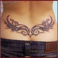 tatuajes bajo espalda - Buscar con Google #backsidetattooswomen