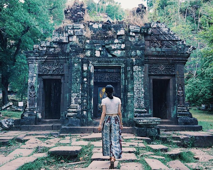 Laos #laos #champasak #travel #watphou #asia