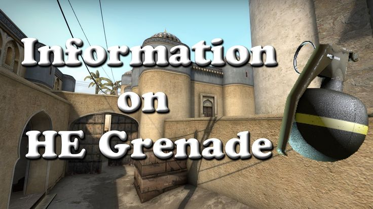 How to use HE grenades and what they can be used for in CS:GO