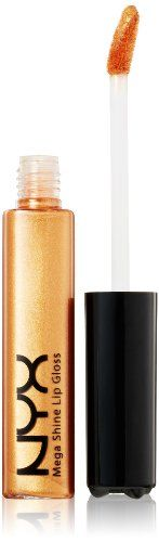 NYX Mega Shine Lip Gloss, Gold, 0.37 Ounce NYX http://www.amazon.com/dp/B002QXRTVC/ref=cm_sw_r_pi_dp_PRWexb1BEFQG9
