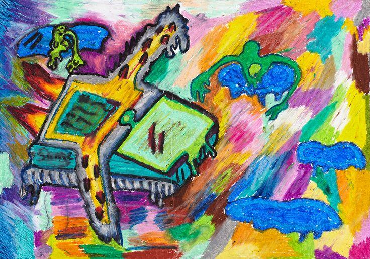 A Car Beyond Time - Alihan Ozgur | Toyota Dream Car Art Contest