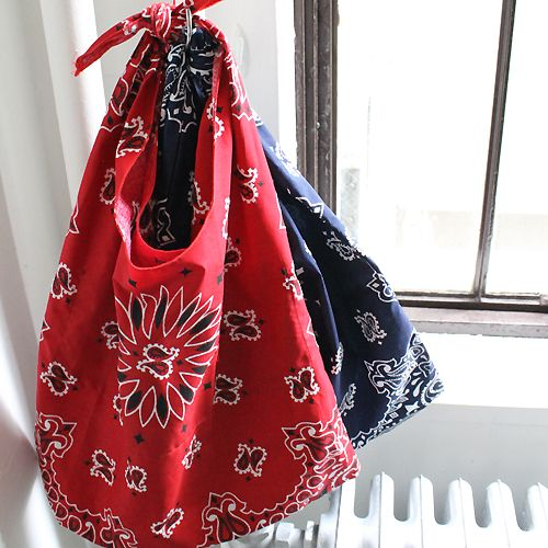 bandana bag