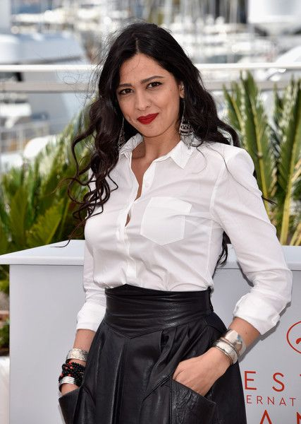"""Maisa Abd Elhadi Photos Photos - Actress Maisa Abd Elhadi attends the """"Personal Affairs (Omor Shakhsiya)"""" photocall during the 69th annual Cannes Film Festival at the Palais des Festivals on May 12, 2016 in Cannes, France - 'Personal Affairs (Omor Shakhsiya)' Photocall - The 69th Annual Cannes Film Festival"""