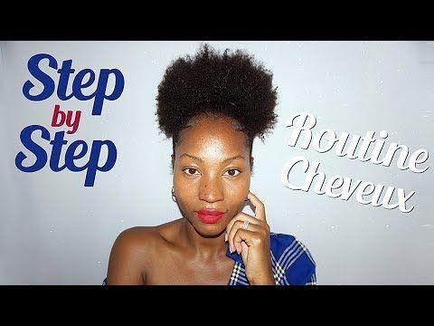 Comment prendre soin de vos cheveux crépus et sympathiques étape par étape …   – cheveux