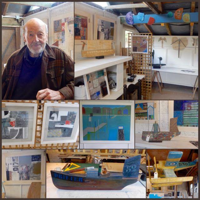 Creative Somerset: Somerset Open Studios 2016 - Derek Nice