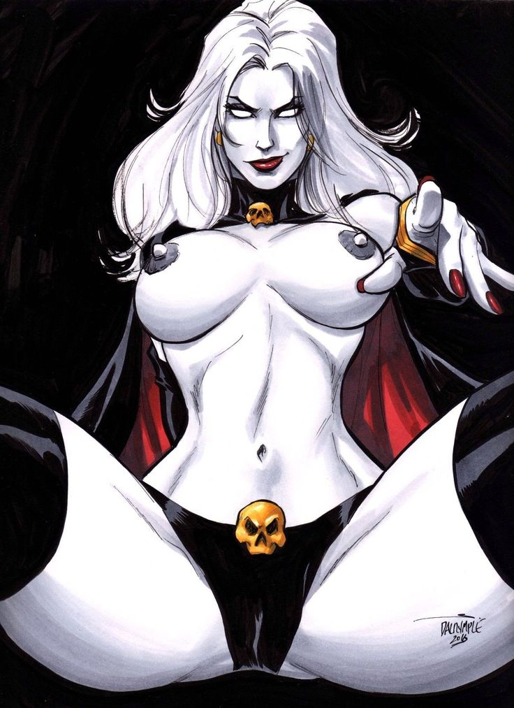 Lady Death The Wicked