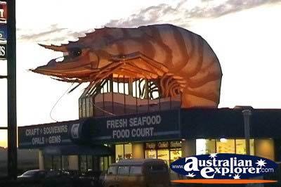 The Big Prawn, New South Wales, Australia