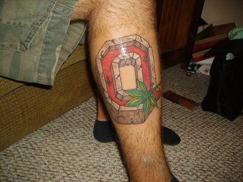 Best 25 ohio state tattoos ideas on pinterest ohio for State of ohio tattoos