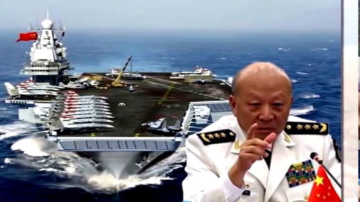 Today's News⚓  China Will Accrue 6 Carriers To South China Sea Against U.S