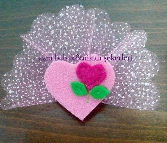 kalpli nikah şekeri | Hobinisat