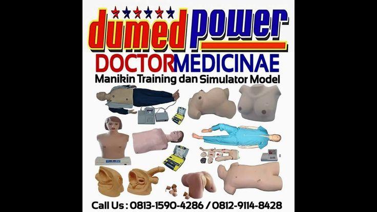 """Phantom Alat Peraga Kebidanan """"Doctor Medicinae"""""""