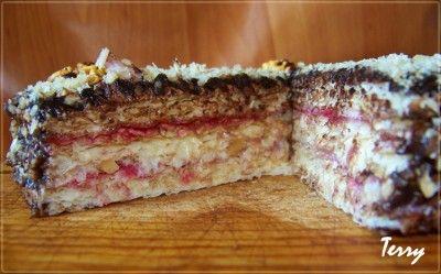 Вафельный торт (без выпечки)