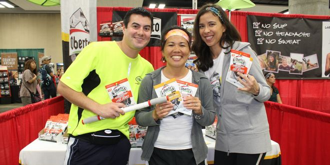 """Honolulu Marathon Expo 2014""  ホノルルマラソン2014のエキスポに潜入 | ハワイ最新情報満載!プーコのハワイサイト"