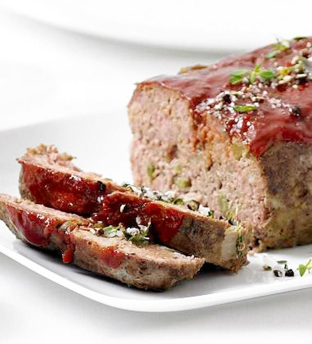 All-American Classic Meat Loaf from the Better Homes and Gardens Must ...