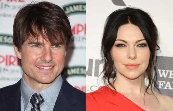 Tom Cruise and Laura Prepon are allegedly dating!