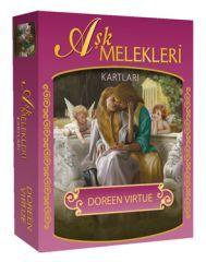 Yazar: Doreen Virtue, PH.D. Doreen Virtue tarafından, müthiş güzellikte resimlerle hazırlanan bu  mesaj kartları, aşk hayatınızla ilgili rehberlik almanıza yardım edecekler.