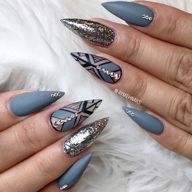 30 besten Stiletto Nails Designs Trends für Sie – Nails