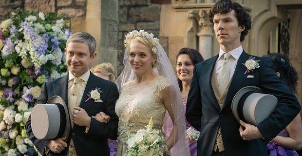 "Sherlock: ""The Sign of Three"""