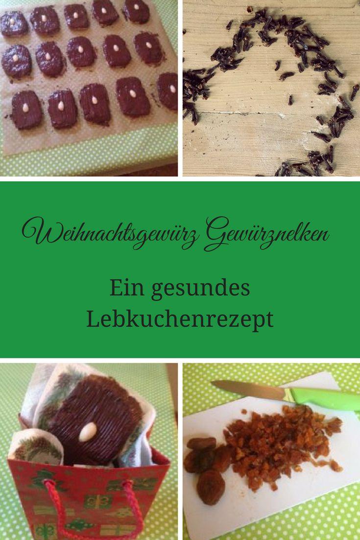Weihnachtsgewürz Gewürznelken: Ein gesundes Lebkuchenrezept - ideas4parents.com