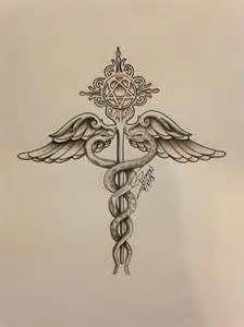 ... Symbols, Favorite Band, Nursing Tattoo Ideas, Heartagram Tattoo
