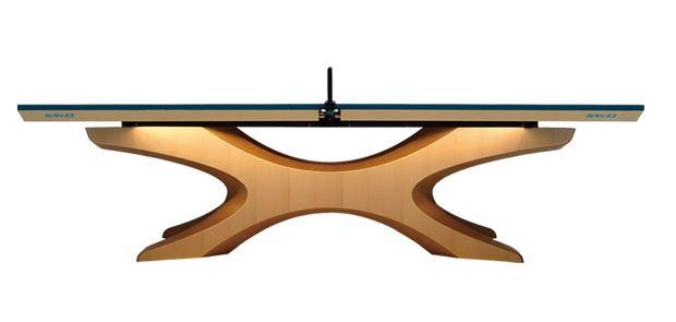 天童木工ら日本の職人技が集結!SAN-EIが手がけたリオ五輪の卓球台〈infinity〉