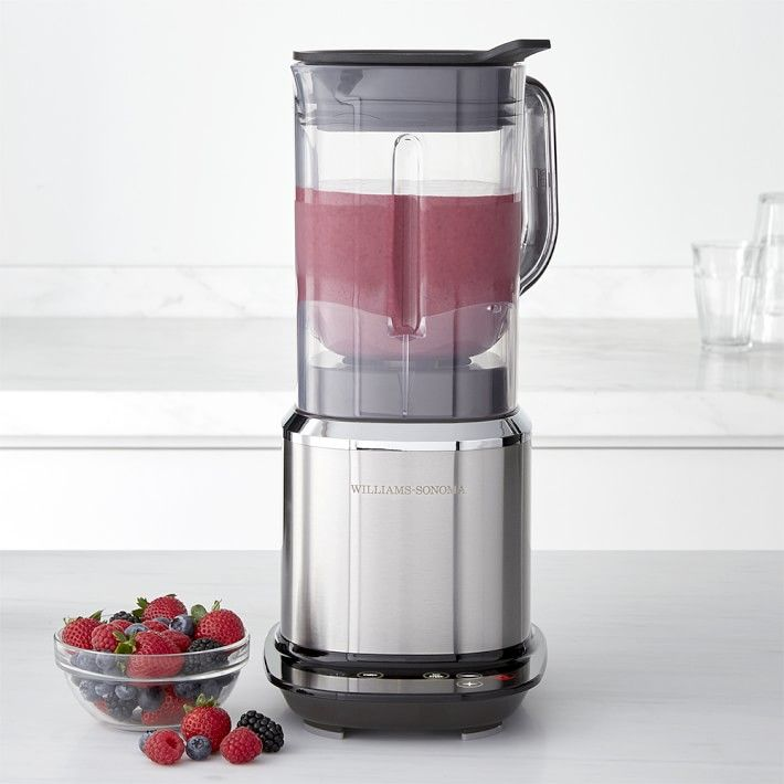 Williams-Sonoma Signature Touch High Performance Blender. Designed by Phil Rose, and Mihai Hogea.