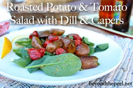 Potato Salad With Rosemary & Capers Dressing Recipes — Dishmaps