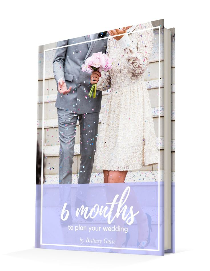 Are you looking for a great resource to help you plan your wedding in just 6…