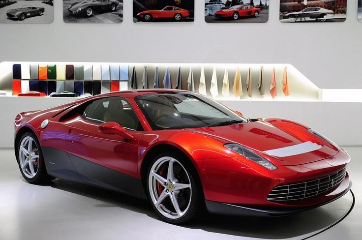Эрик Клэптон дождался своей Ferrari