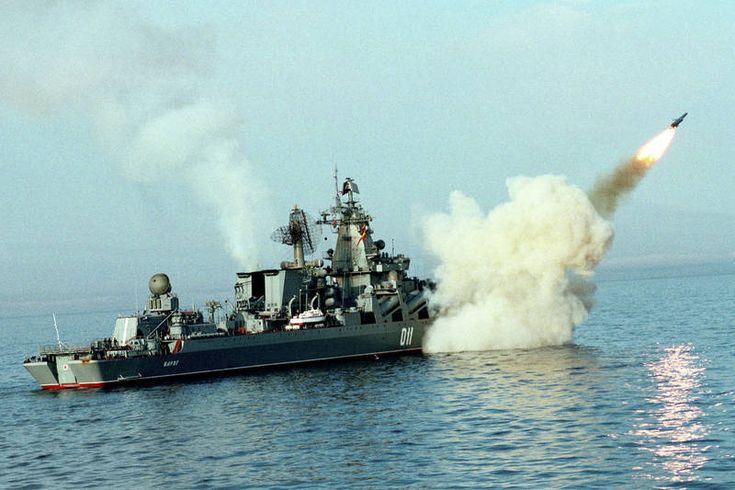 С воды и из-под воды: атакует «Базальт» | Армейский вестник