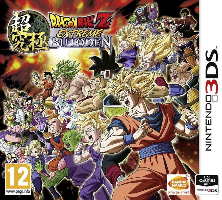 Dragon Ball Z Extreme Butoden - 3DS - Acheter vendre sur Référence Gaming