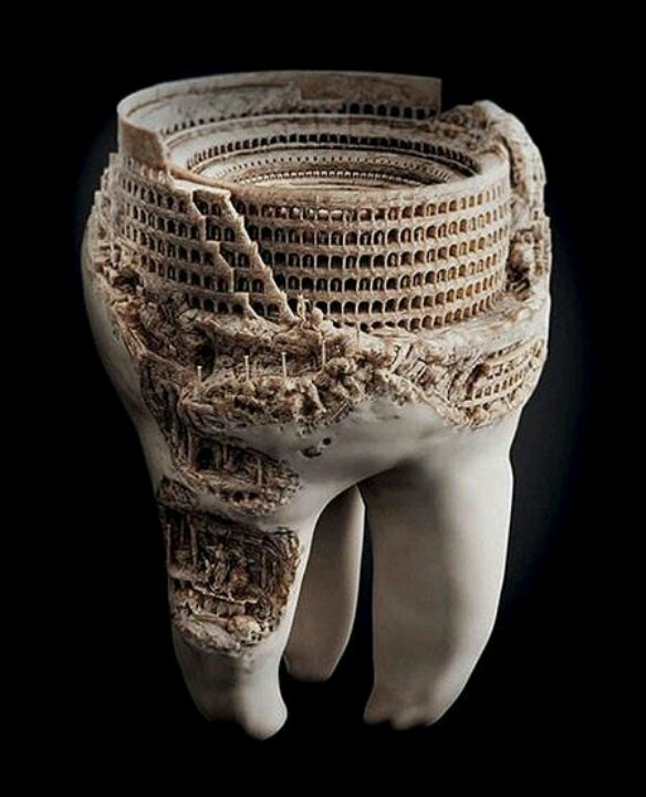 tooth art