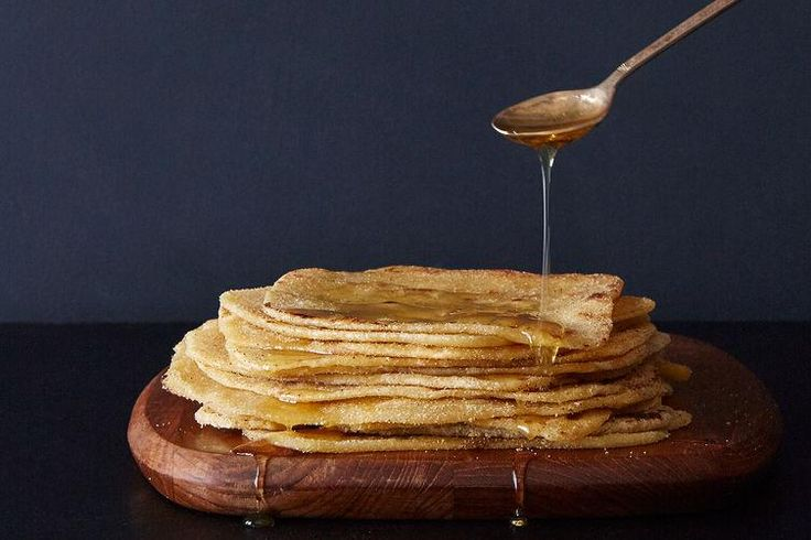 Crispy Moroccan Pancakes (M'smmen) recipe: Crispy, flaky, fluffy. #food52