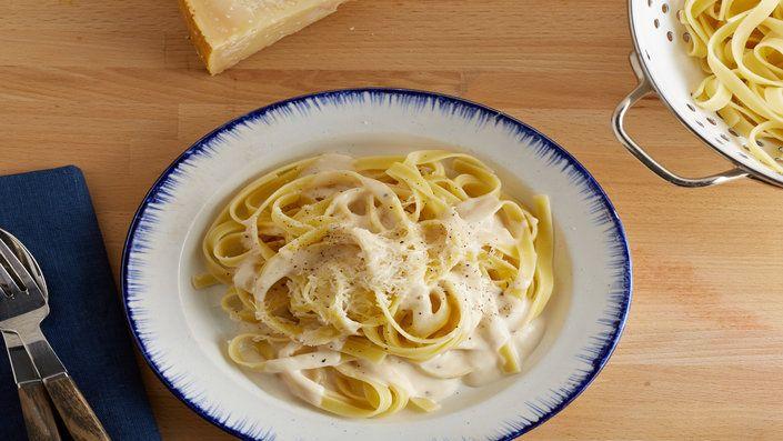 Guarda questa ricetta - Salsa Alfredo – di Ree Drummond e altri gustosi piatti su Food Network