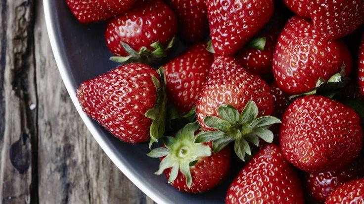 Strawberry tart - Meyers