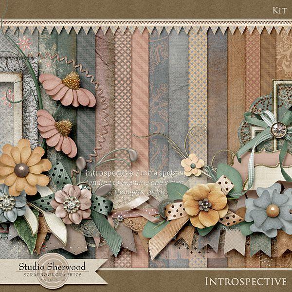 141 Best Scrapbook Kits I Own Images On Pinterest Scrapbook Kit