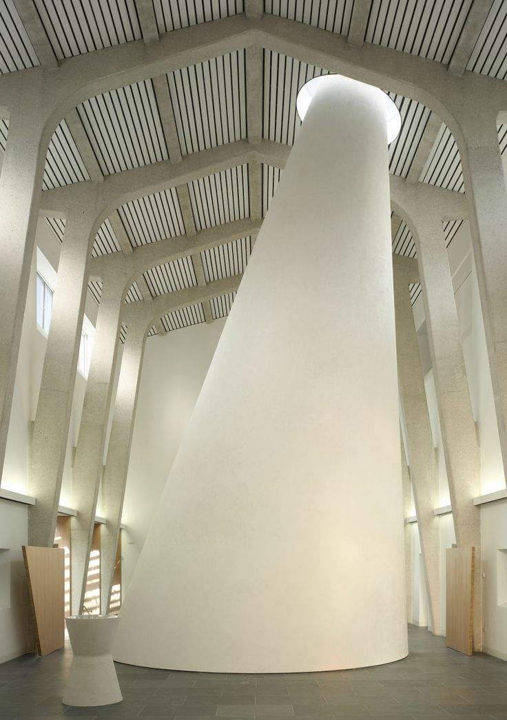 Theis & Khan Architects, 'Lumen' in United Reformed Church, London, 2009