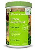 Amazing Grass Green Superfood Energy Lemon Lime, 60 Servings, 14.8 Ounces