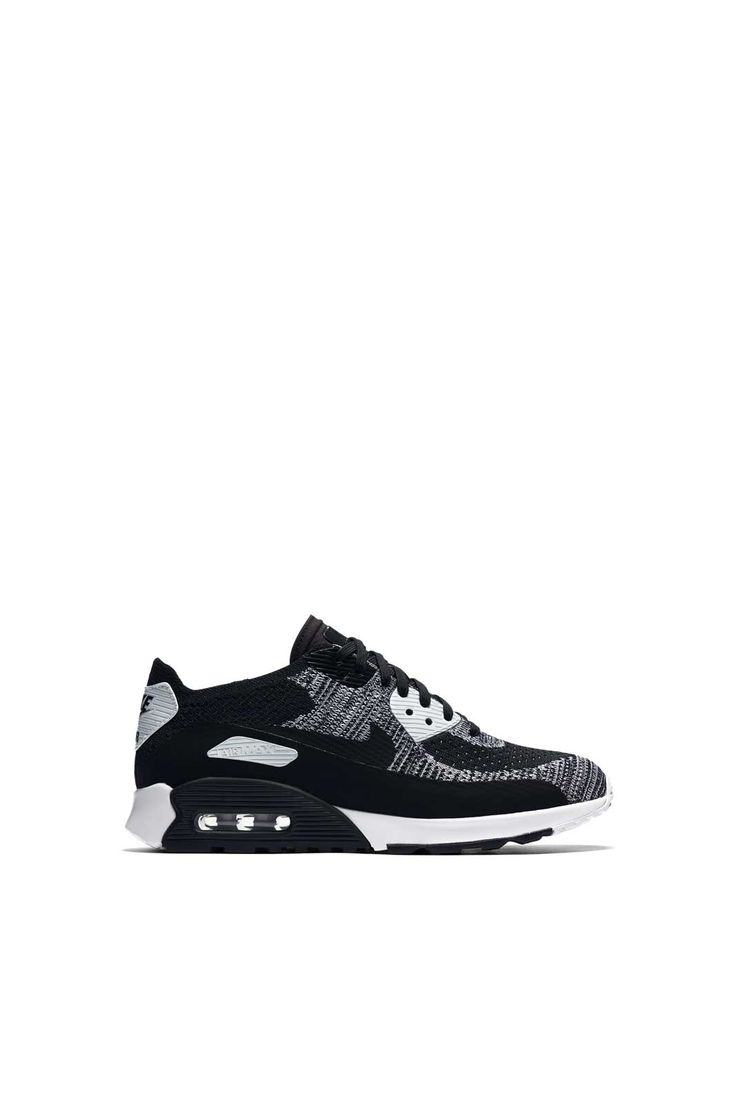 Air Max 90 Ultra 2.0 Flyknit-black/black/white/anthracite-10