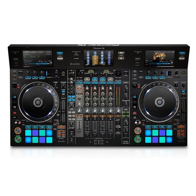Pioneer DJ DDJ-RZX RekordBox DJ controller with Touchscreens