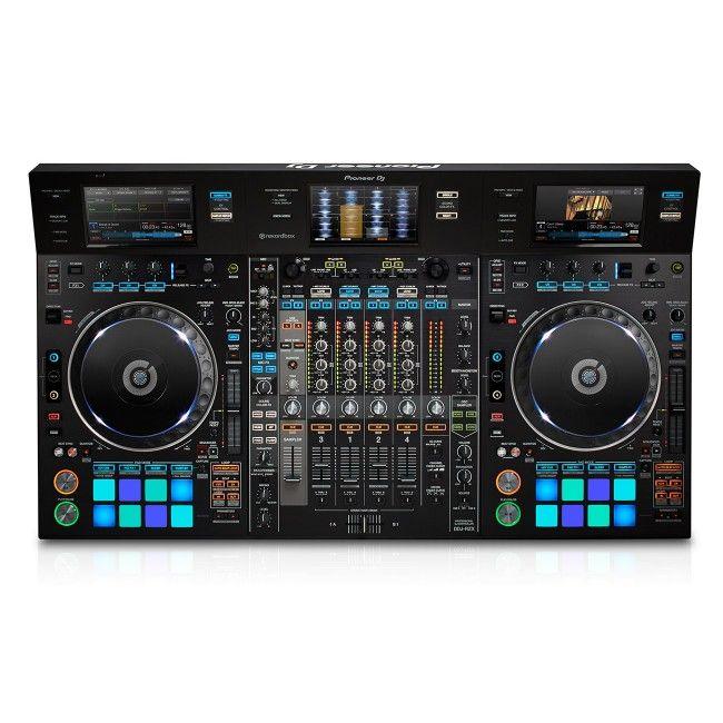 Pioneer DJ DDJ-RZX RekordBox DJ controller with Touchscreens