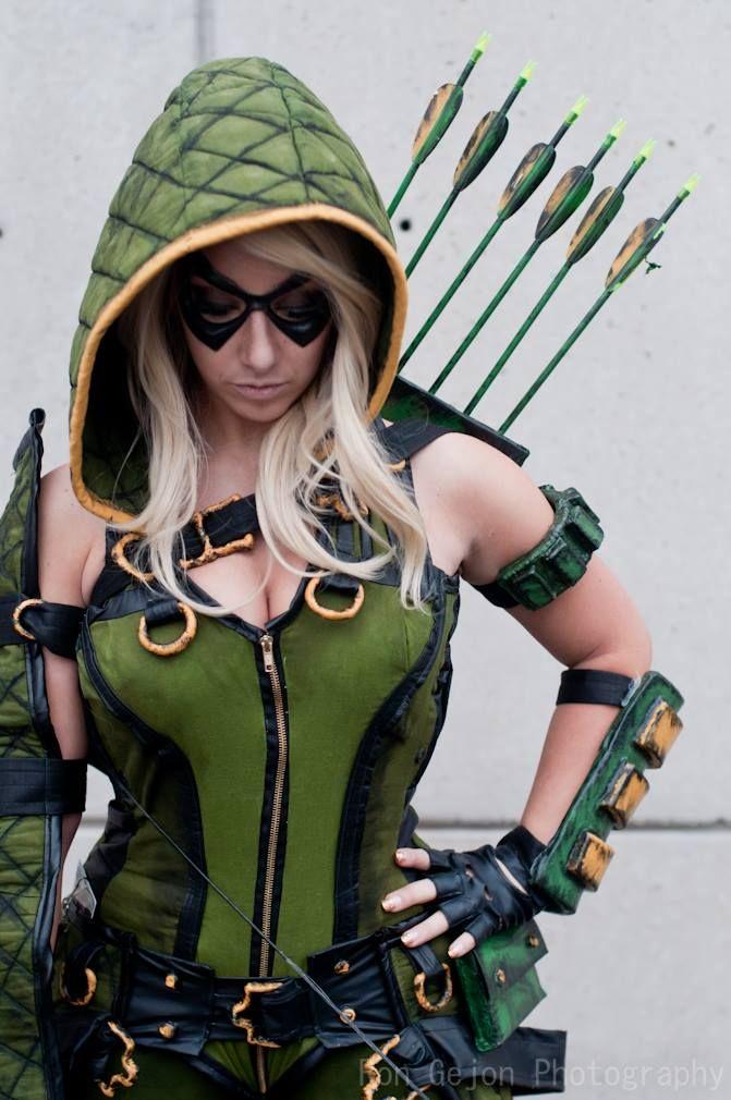 Cosplay  Green Arrow  Rule63  168a178c4