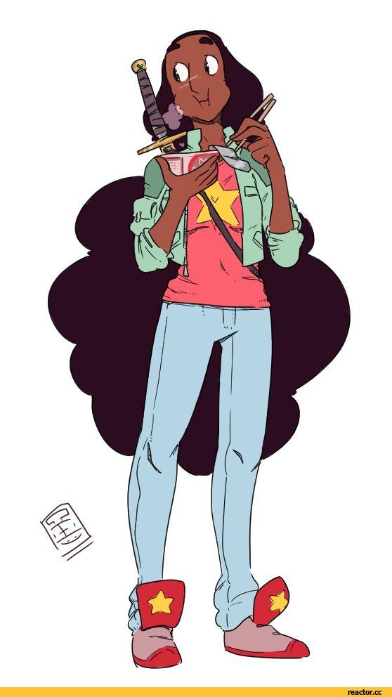 Steven Universe Connie And Steven Fuse