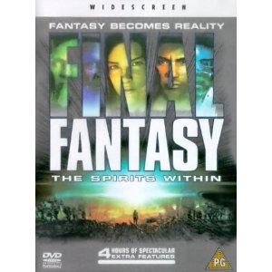 Final Fantasy - The Spirits Within: Finals, Final Fantasy