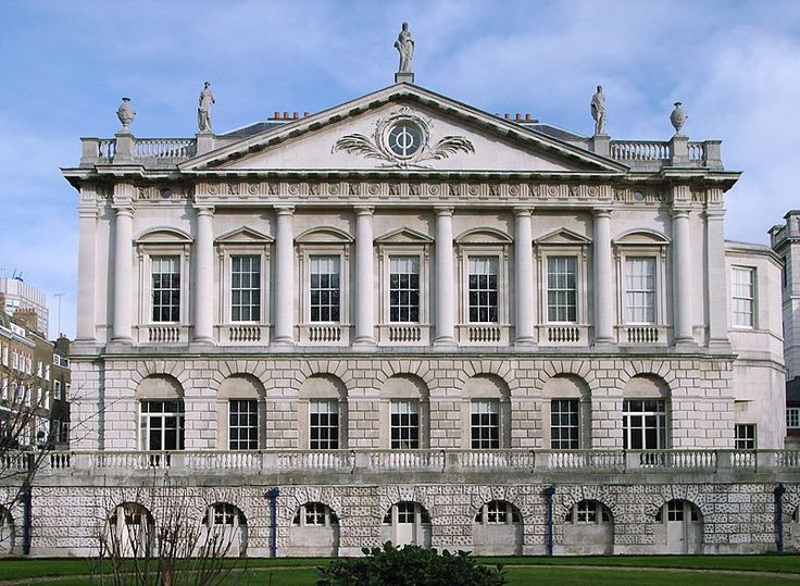 Spencer House ~ London home of Spencer family ( Princess Diana's ancestors).  Built by first Earl of Spencer in 1756 and the Spencer family lived in it until 1895.