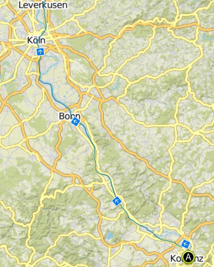 Instagram picutre by @hermersdesign: Heute in ca. 7 Stunden von Koblenz nach Leverkusen gefahren. Mit dem E Bike! War anstrengend aber schön nur das Wetter hätte besser sein können.  #fahrrad #bicycle #fahrradtour #fahrradfahren #cycling #rhein #nrw #rheinlandpfalz #koblenz #köln #leverkusen #ebike - Shop E-Bikes at ElectricBikeCity.com (Use coupon PINTEREST for 10% off!)